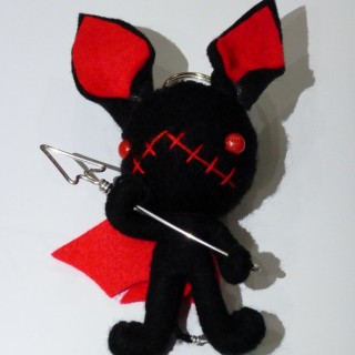 Voodoo String Doll 622