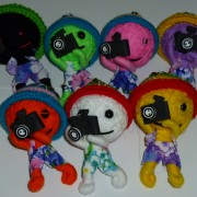 Voodoo String Dolls 626