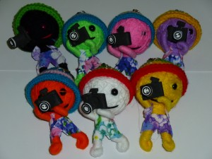 Voodoo String Dolls