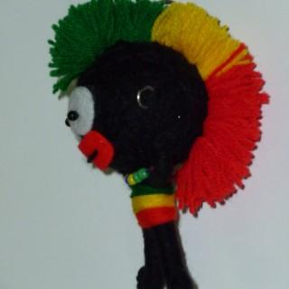 Voodoo String Doll 632