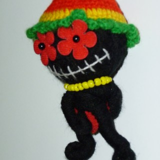 Voodoo String Doll 646