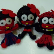 Voodoo String Doll 655