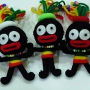 Voodoo String Doll 657