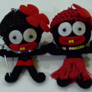 Voodoo String Doll 661