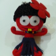 Voodoo String Doll 665