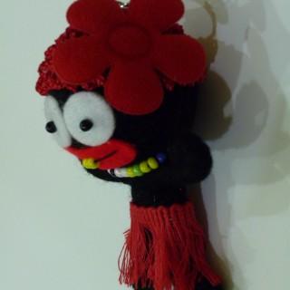 Voodoo String Doll 670