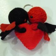 Voodoo String Doll 675